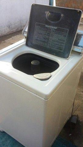 Máquina Lavar Brastemp Anos 80  - Foto 2