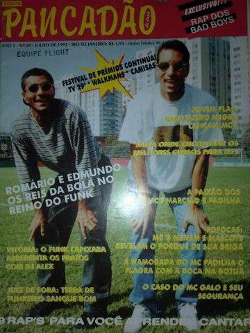 REVISTA PANCADÃO 1995