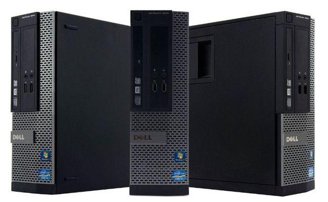 Pc Cpu Dell 3010 Core-i3 4gb Hd 500gb 3ºg Ddr3