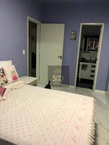 Apartamento com 4 dormitórios à venda, 108 m² por R$ 519.900,00 - Balneário - Florianópoli - Foto 10