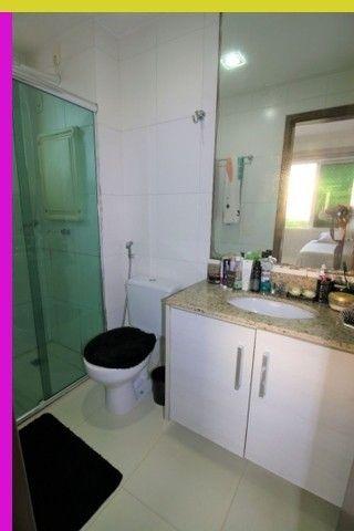 Condomínio weekend Club Apartamento 3 Quartos Ponta Negra - Foto 10