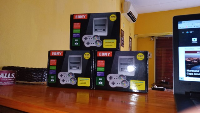 Game Eony retrô