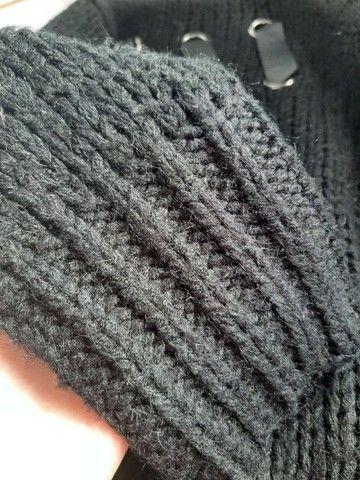 Blusão tricot, M - Foto 5
