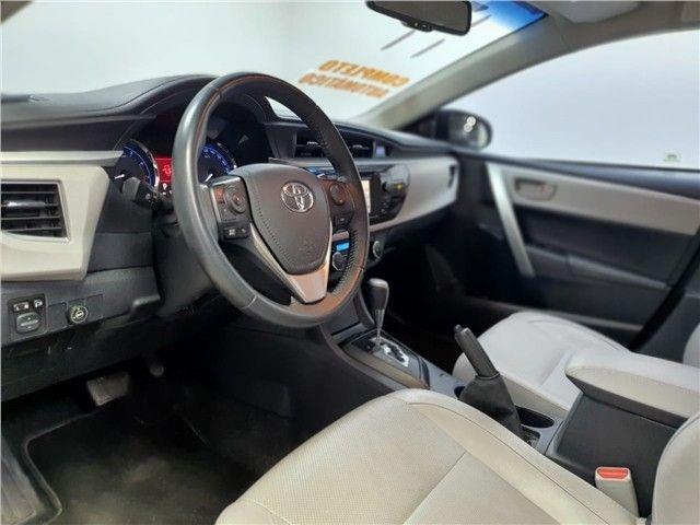 Toyota Corolla 2017 2.0 xei 16v flex 4p automático - Foto 16