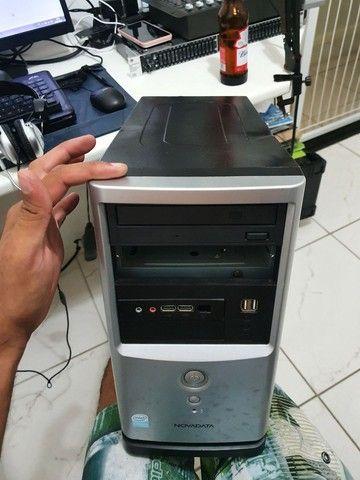 Gabinete+fonte +DVD