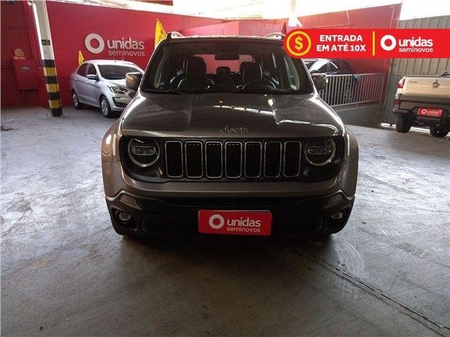 Jeep Renegade 2021 1.8 16v flex longitude 4p automático