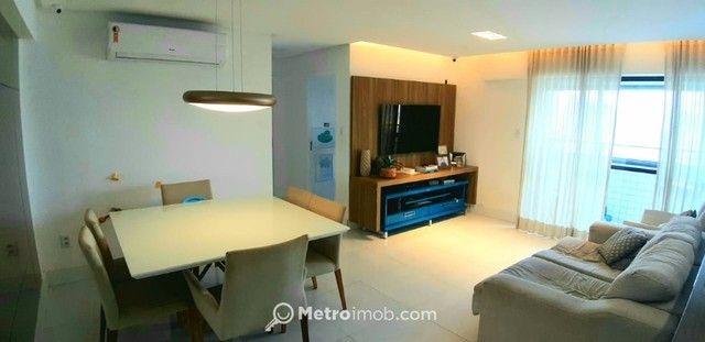 Apartamento com 2 quartos à venda, 97 m² por R$ 680.000 - Ponta da areia - mn - Foto 2