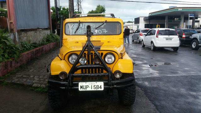 Jeep willys top