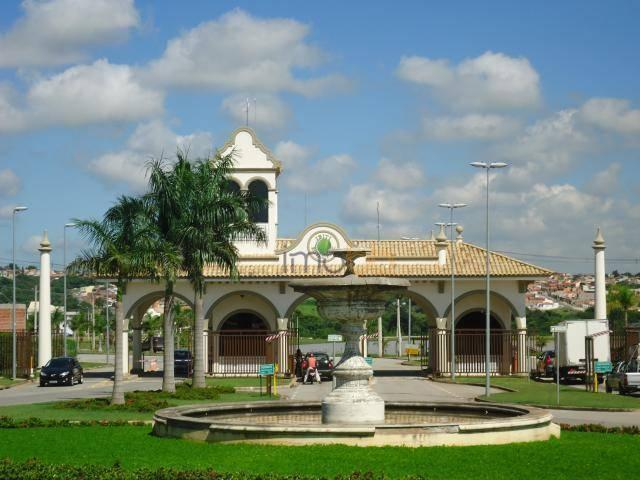 Terreno Residencial à venda, Jardim Residencial Villa Amato, Sorocaba - TE0040.