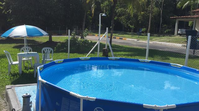 Piscina Intex 6500 litros