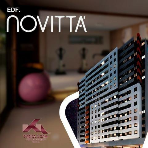 Pronto para morar - Edf Novittá - Localizado na Gruta, apenas R$320mil
