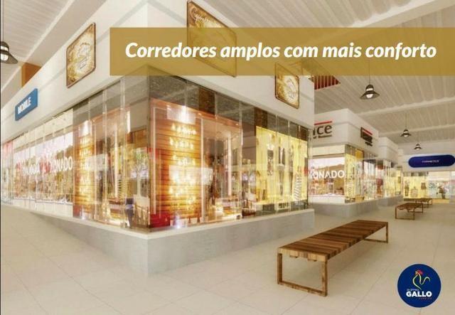 Loja Shopping Gallo - Goiânia