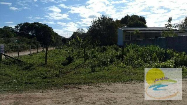 Terreno de esquina com 360 m² em Itapoá SC