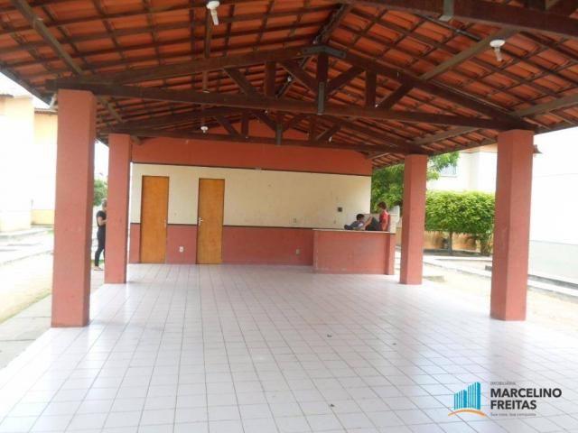 Apartamento residencial à venda, Prefeito José Walter, Fortaleza. - Foto 12