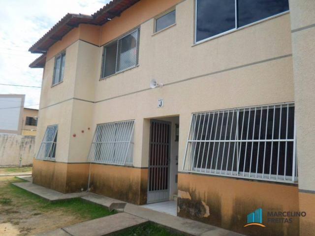 Apartamento residencial à venda, Prefeito José Walter, Fortaleza. - Foto 18