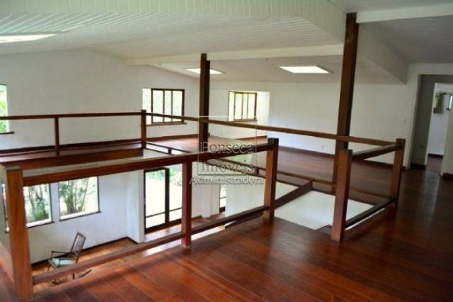 Casa de condomínio à venda com 5 dormitórios em Itaipava, Petrópolis cod:2787 - Foto 4