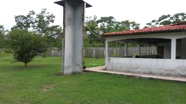 Cód. 016 - Sítio 5.500m², com casa Sede, campo de futebol e poço artesiano - Foto 6