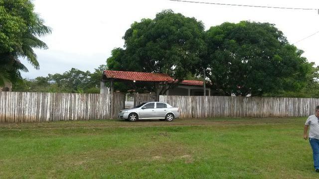 Cód. 016 - Sítio 5.500m², com casa Sede, campo de futebol e poço artesiano - Foto 7