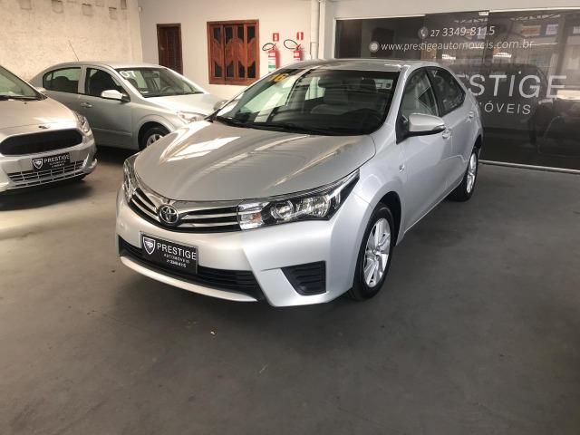 Toyota Corolla Gli Upper Aut. Mod. 2016 Extremamente novo Prestige Automóveis