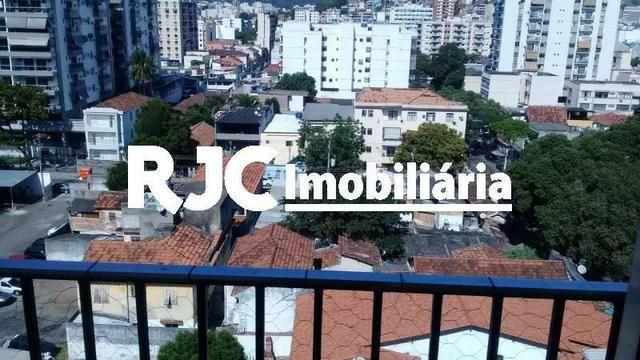 Oportunidade!!!!!! 2 qtos/dep,varanda com 1 vaga (Vila Isabel) - Foto 2
