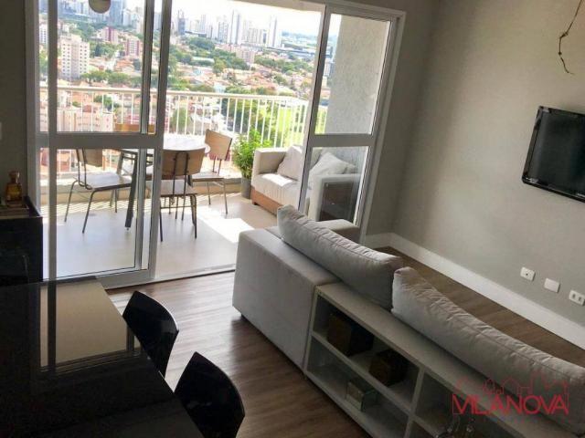 Apartamento com 2 dormitórios à venda, 75 m² por r$ 457.000 - jardim das indústrias - são  - Foto 9
