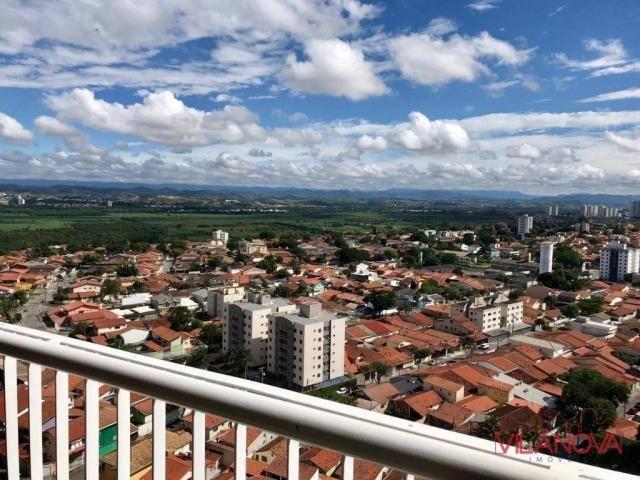 Apartamento com 2 dormitórios à venda, 75 m² por r$ 457.000 - jardim das indústrias - são