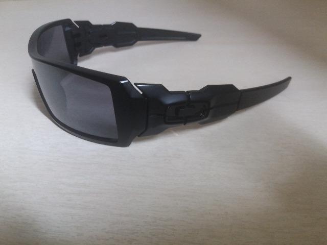 Óculos Oakley Oil Rig Preto Usado - Bijouterias, relógios e ... cf3fdb077f