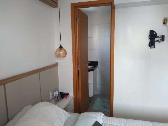 Vendo lindo apartamento 3/4 todo reformado com moveis planejados e eletrodomésticos - Foto 9
