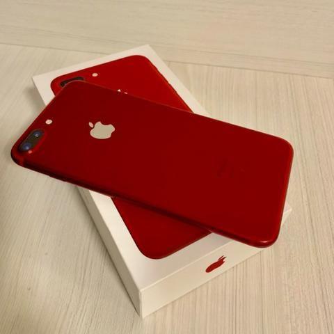 IPhone 7 PLUS 128Gb RED Limited Edition - Edição Limitada