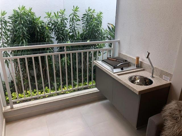 Square Residence Aptos 53m2 2 Dorms Varanda Gourmet Churrasqueira 1 Vaga Lazer Completo - Foto 15