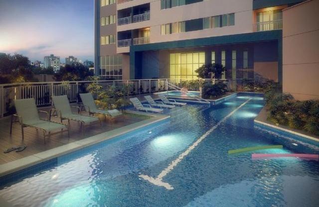 Apartamento no Benfica Alto Padrão - Aquarela 2 Quartos - Entrada Facilitada - Foto 9