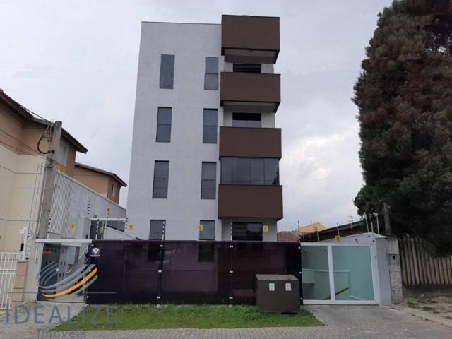 Apartamento à venda com 2 dormitórios em Cidade jardim, São josé dos pinhais cod:2057798