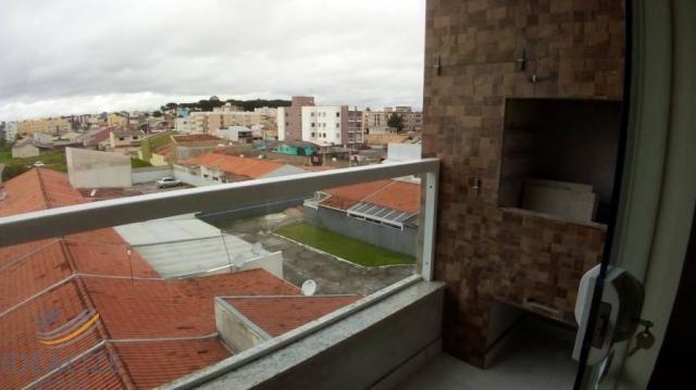 Apartamento à venda com 2 dormitórios em Afonso pena, São josé dos pinhais cod:2060496 - Foto 2