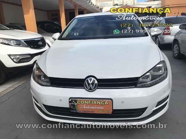 VW / Golf Comfortline 1.4 TSI Aut - Foto 4