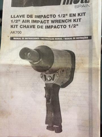 Chave de impacto - Foto 3