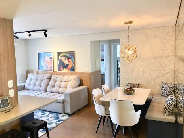 Oferta Imóveis Union! Apartamento novo no bairro Villagio Iguatemi com 85 m² privativos! - Foto 4