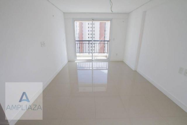 Apartamento com 4 dormitórios à venda, 220 m² por R$ 1.997.000 - Cocó - Fortaleza/CE - Foto 11