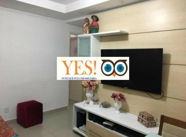 Apartamento 2/4 para Venda no Condomínio Solar Ville - Pedra do Descanso