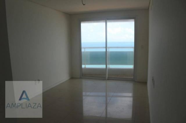 Apartamento à venda, 130 m² por r$ 2.000.000,00 - meireles - fortaleza/ce - Foto 4