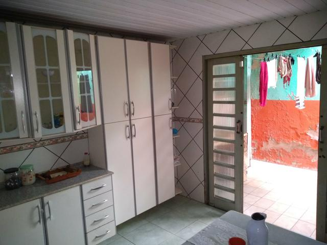 QC 01 Ótima Casa Com 02 Quartos, Oportunidade!!! - Foto 3