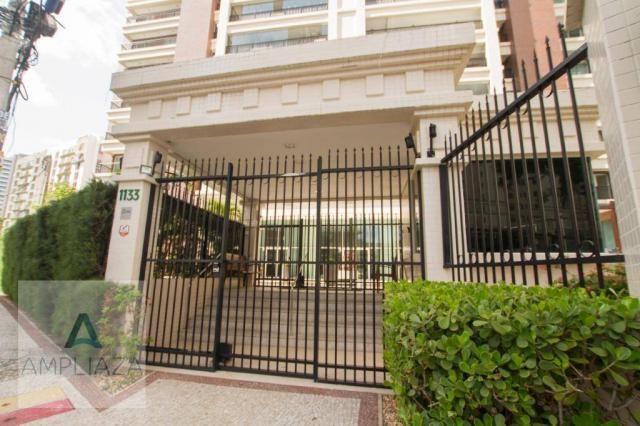 Apartamento com 4 dormitórios à venda, 220 m² por R$ 1.997.000 - Cocó - Fortaleza/CE - Foto 17