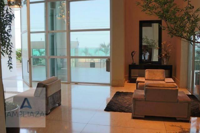 Apartamento à venda, 130 m² por r$ 2.000.000,00 - meireles - fortaleza/ce - Foto 14