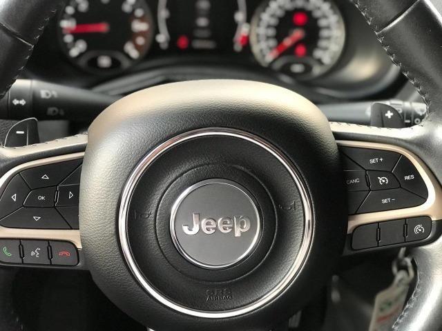 Jeep Renegade Londitude 2.0 Diesel Vermelho 2015 2016 - Foto 13