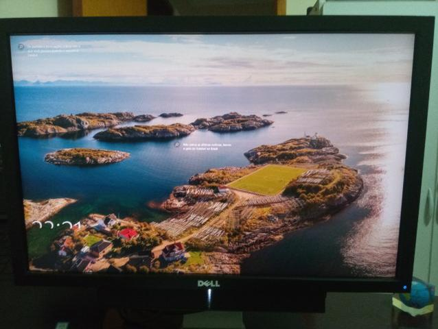Monitor Dell 24 Polegadas - Profissional - Foto 2