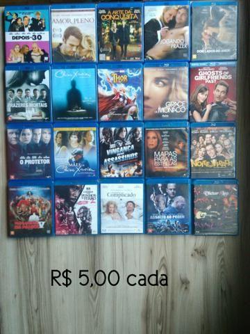 Blu rays Filmes - Foto 2