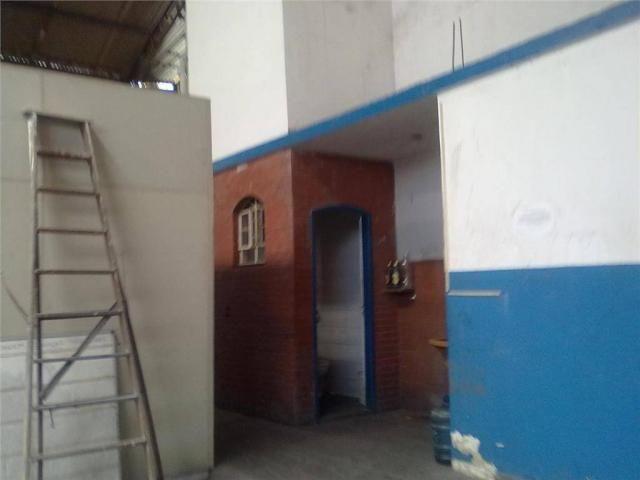 Alugue sem fiador, sem depósito - consulte nossos corretores - galpão para alugar, 1600 m² - Foto 10