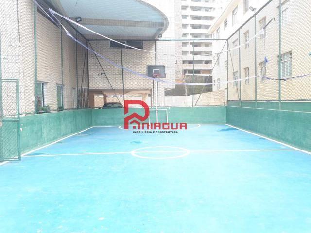Apartamento para alugar com 2 dormitórios em Guilhermina, Praia grande cod:1311 - Foto 9