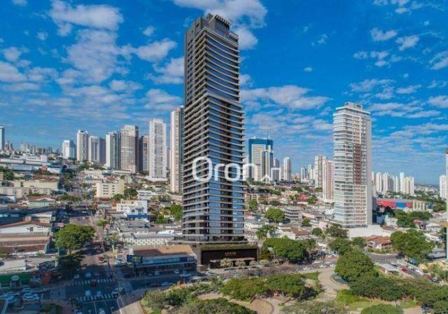Apartamento à venda, 313 m² por R$ 2.202.000,00 - Setor Oeste - Goiânia/GO