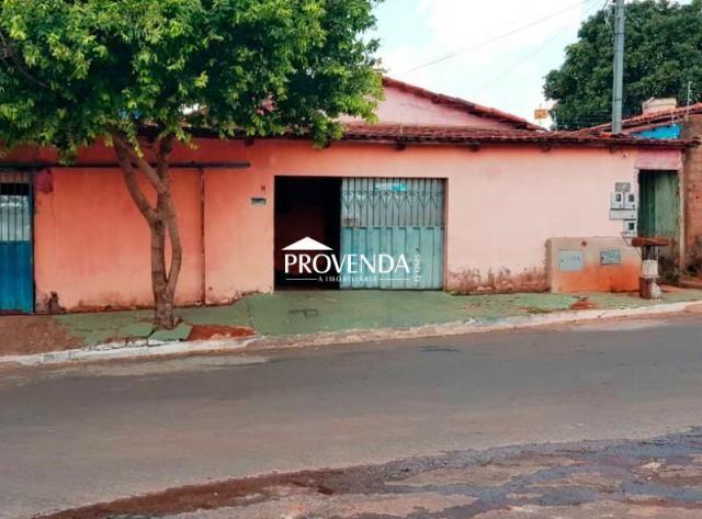 Casa com 3 dormitórios à venda, 288 m² por R$ 130.000 - Jardim Curitiba - Goiânia/GO