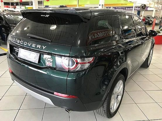 LAND ROVER DISCOVERY SPORT 2.0 16V SI4 TB HSE - Foto 6